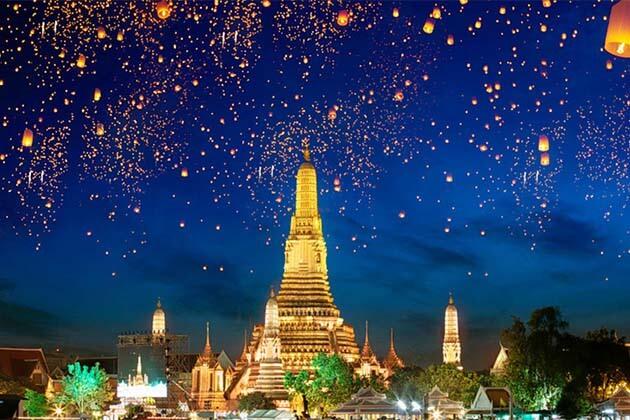 Bangkok, Cambodia Thaiand Tours