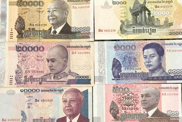 Cambodia currency, Cambodia local tour
