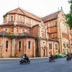 Notre Dame Cathedral in Sai Gon, Cambodia and Vietnam Tours