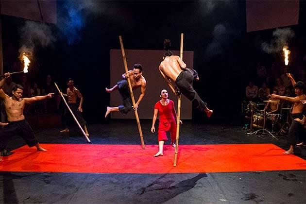 Phare circus, Cambodia Thailand tours