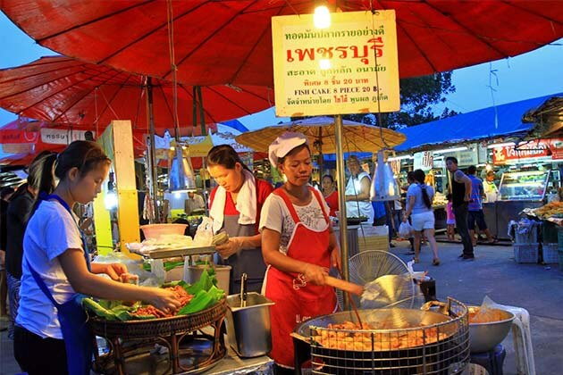 Phuket Food Tour, Cambodia Thailand trip vacations