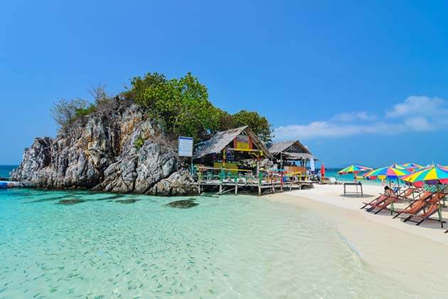 Phuket beach, Cambodia Thailand Trip