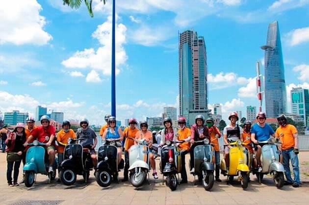Sai Gon Vespa Tour, Cambodia and Vietnam Tours
