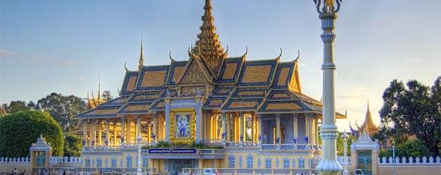 A Glimpse of Cambodia and Laos Tour – 12 Days