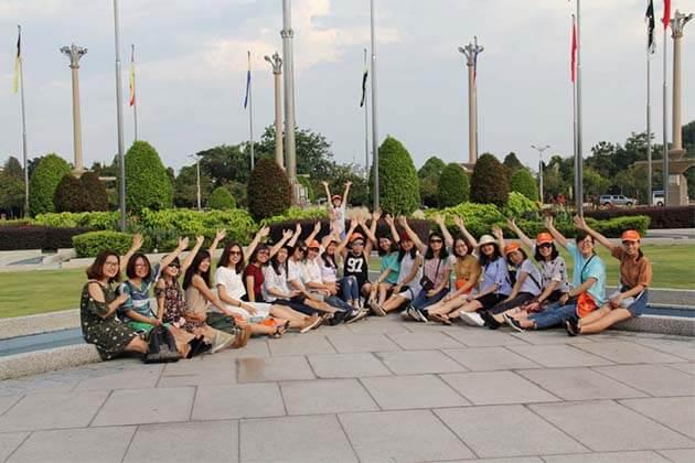Go Cambodia Tours Team