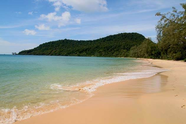 Lazy Beach, Cambodia Tour Holiday Packages