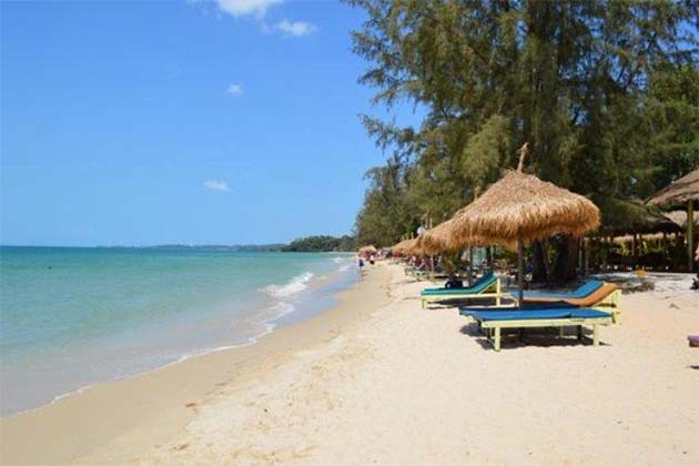 Otres Beach in Cambodia, Cambodia Beach Holiday Packages