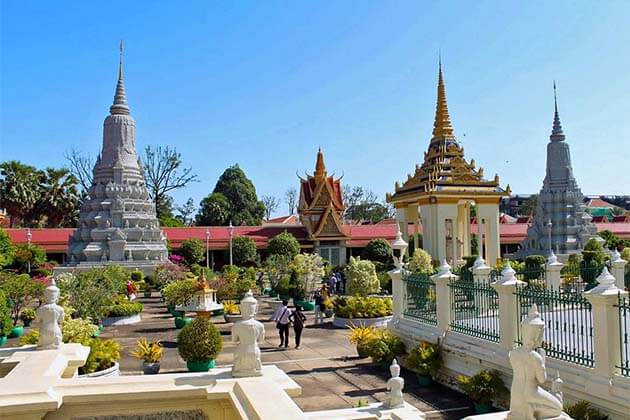 Silver Pagoda, Cambodia Family Vacations