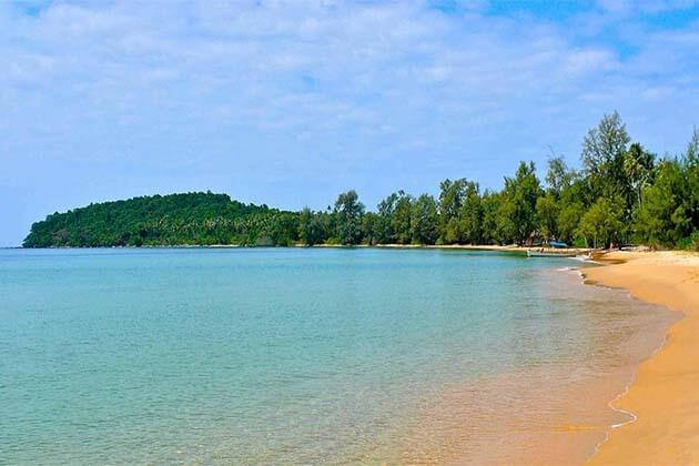 Victory Beach in Cambodia, Cambodia Beach Holidays