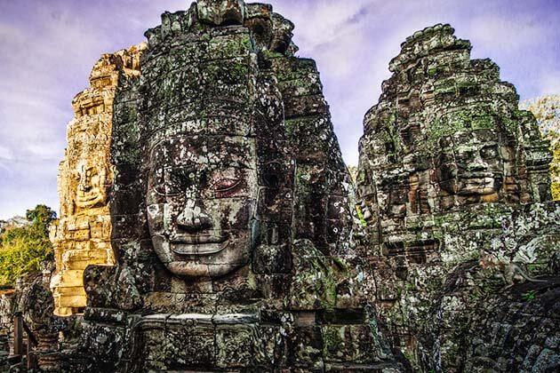 Angkor Thom, Cambodia Itinerary