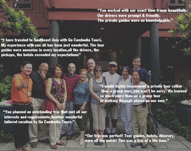 Go Cambodia Tour Review