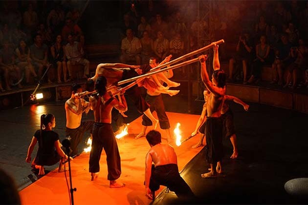 Phare Circus, Cambodia Tours