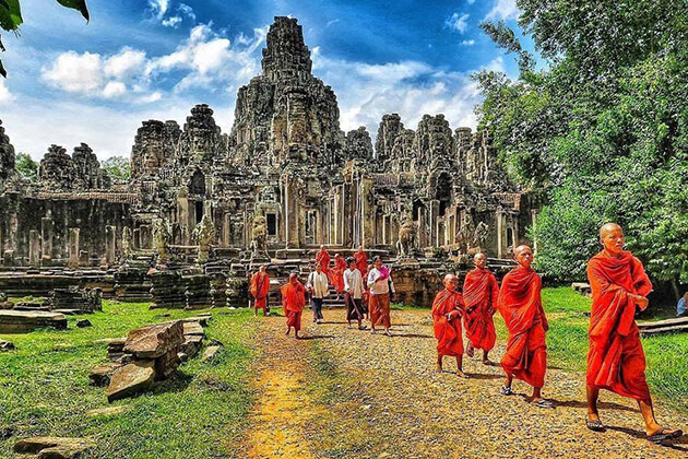 Angkor Wat, Siem Reap - The City of Ancient Ruins in Cambodia