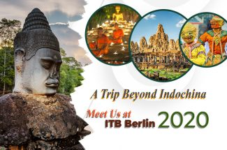 Go Cambodia Tours to Attend ITB Berlin 2020