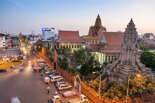 Phnom Penh best place to travel in Cambodia