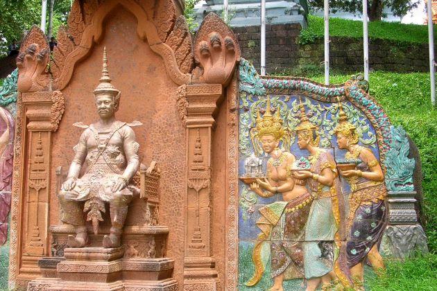 feel confident to travel to cambodia