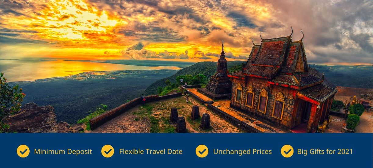 it is time for replaning cambodia tour packages
